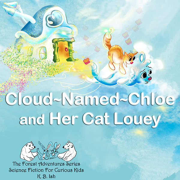 Audiobook on Amazon Cloud-Named-Chloe and Her Cat Louey
